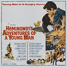 Hemingway's Adventures of a Young Man FilmPoster.jpeg