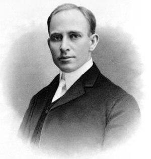 Henry John Klutho - Henry John Klutho, ca. early 1900s