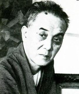 Japanese novelist and literary critic
