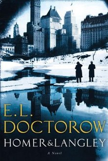 Image result for homer and langley     e l doctorow