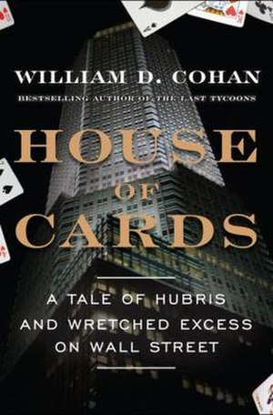 House of Cards (Cohan book) - Hardcover edition