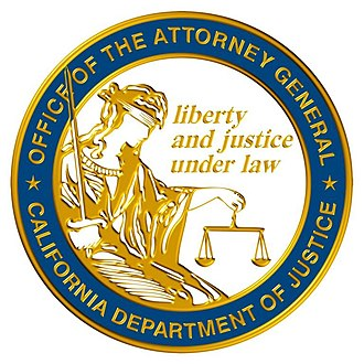 Attorney General of California - Image: IMG 0634 Seal of the Attorney General of California