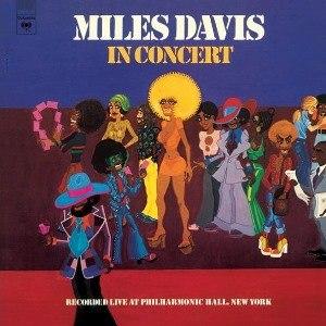 In Concert (Miles Davis album) - Image: In Concert Miles Davis