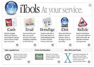 MobileMe - Image: Itools logo