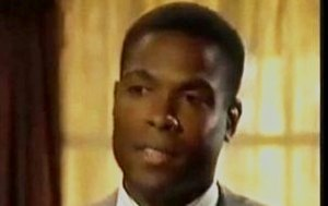 Justus Ward - Joseph C. Phillips as Justus Ward
