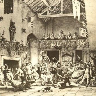 Minstrel in the Gallery - Image: Jethro Tull Minstrel Gallery Album