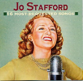 16 Most Requested Songs (Jo Stafford album) - Image: Jo stafford 16 most requested songs album