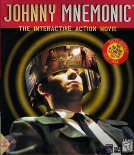 <i>Johnny Mnemonic</i> (video game)