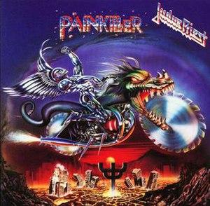 Painkiller (Judas Priest album) - Image: Judaspainkiller