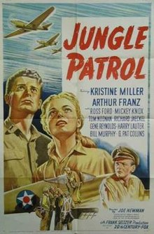 Jungle Patrol (1948 film) - Wikipedia