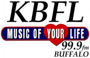 KBFL-FM - Image: KBFL 99.9fm logo