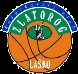 KK Zlatorog Laško - Image: KK Zlatorog