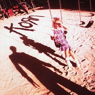 Korn (album) - Image: Korn Korn
