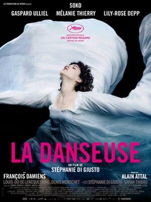 The Dancer (2016 film) - Film poster