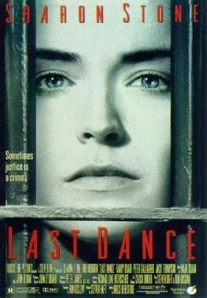 Last Dance (1996 film) - Movie poster