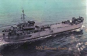 USS Lawrence County (LST-887)