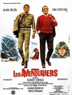 <i>The Last Adventure</i> (1967 film) 1967 drama film directed by Robert Enrico