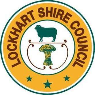 Lockhart Shire - Image: Lockhart Shire Council Logo