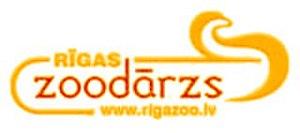 Riga Zoo - Image: Logo 13850