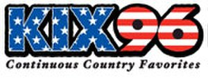 WJCL-FM - Image: Logo Kix 96