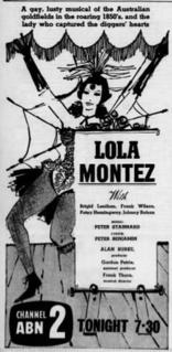 <i>Lola Montez</i> (1962 film)