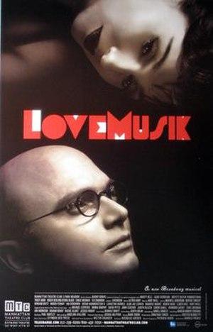 LoveMusik - Poster for LoveMusik