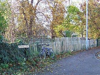 Trumpington - Maris Lane, Trumpington