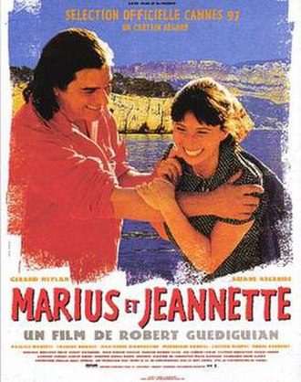 Marius and Jeannette - Film poster