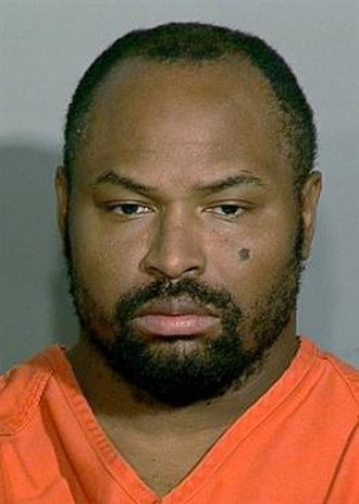 2009 Lakewood shooting - Pierce County Sheriff's Department mugshot of Maurice Clemmons.