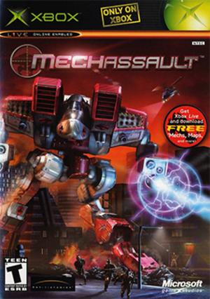 MechAssault - Image: Mech Assault Coverart