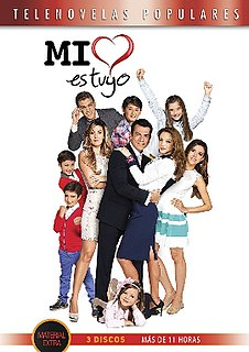 <i>My Heart is Yours</i> (TV series) television series