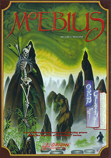 <i>Moebius: The Orb of Celestial Harmony</i> 1985 video game