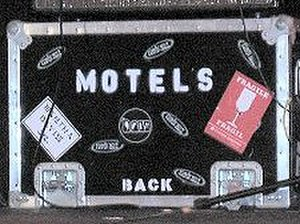 The Motels - Image: Motels Case