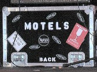 The Motels - Image: Motels Case