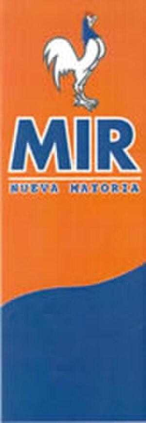 Revolutionary Left Movement (Bolivia) - MIR-NM logo