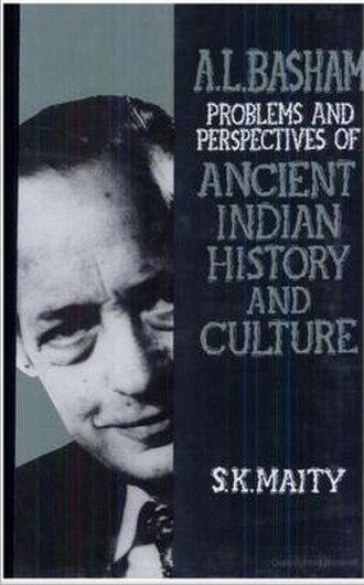 Arthur Llewellyn Basham - Image: My Guruji Cover