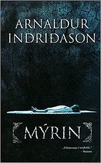 <i>Jar City</i> Crime novel by Arnaldur Indriðason