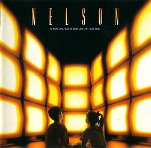 Imaginator - Image: Nelson Imaginator album cover
