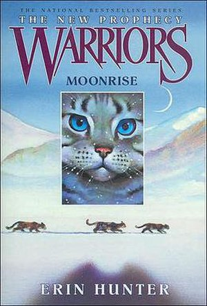 Moonrise (novel) - First edition cover