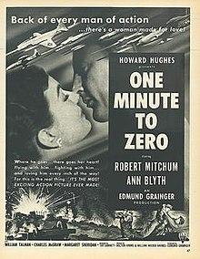 One minute to Zero (movie poster).jpg