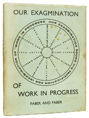 Our Exagmination Round His Factification for Incamination of Work in Progress - First edition