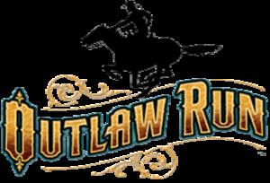 Outlaw Run - Image: Outlaw Run logo