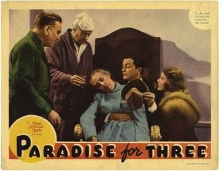 <i>Paradise for Three</i> 1938 film by Edward Buzzell
