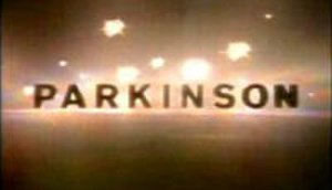 Parkinson (TV series) - Image: Parkinson (ITV) title card