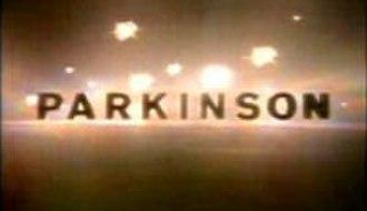 Parkinson (TV series) - Image: Parkinson (ITV) title card
