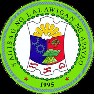 Apayao - Image: Ph seal apayao