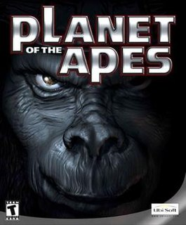 <i>Planet of the Apes</i> (video game)