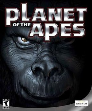 Planet of the Apes (video game) - Image: Planet of the apes game