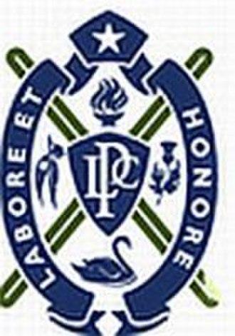 Independent Girls Schools Sports Association (Perth) - Image: Plcperthcrest
