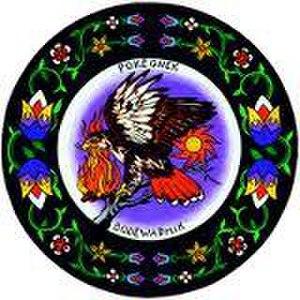 Pokagon Band of Potawatomi Indians - Image: Pokagon Band of Potawatomi Indians Logo